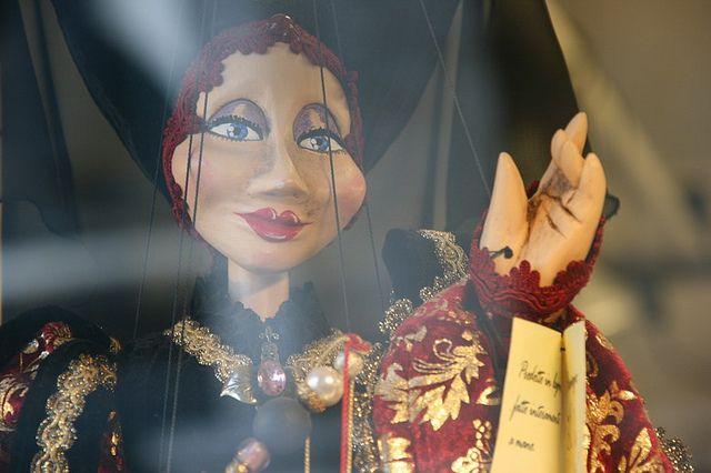 Dama Nera  - also known as Morgana,half-sister to Arthur by pisanim, via Flickr