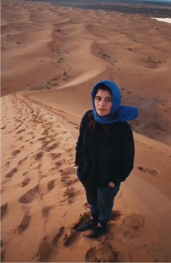 Africa. Marruecos. Desierto