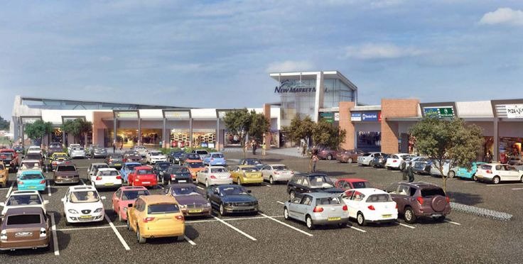 shopping malls exterior south africa - Google Search