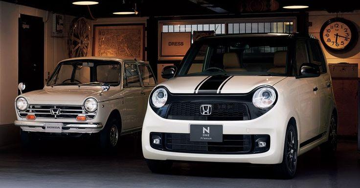 Honda N-One Goes Even More Retro With Suzuka Special #Honda #Japan