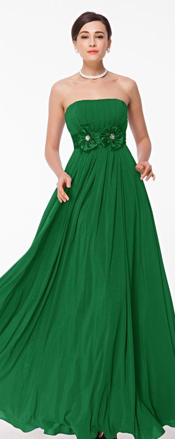 Best 25+ Green formal dresses ideas only on Pinterest ...