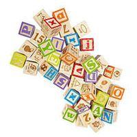 Imaginarium Wooden Alphabet Blocks - 40 Piece