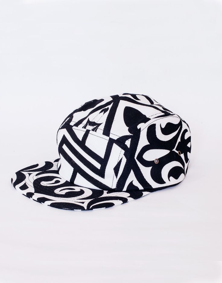 Nemis Arabic Logo Five Panel White