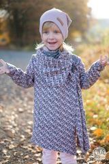 Kristin von Eulis Nähwerkstatt - Mantelstoffe - Jackenstoffe - Kostümstoffe - Themenwoche - Winterdresses - Gut gekleidet durch den Winter - Mantelstoff - Mabel - Glückpunkt.