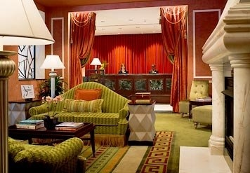 The Renaissance Downtown Providence Hotel in #Providence, Rhode Island, is housed in a beautifully restored historic 1920s-era building.