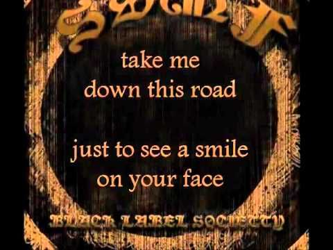 Black label society - The last goodbye. very sad song that i think is ment for anything to make you cry.