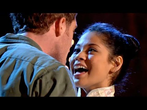 """Last Night of The World"" Miss Saigon - Eva Noblezada & Alistair Brammer HD - YouTube"
