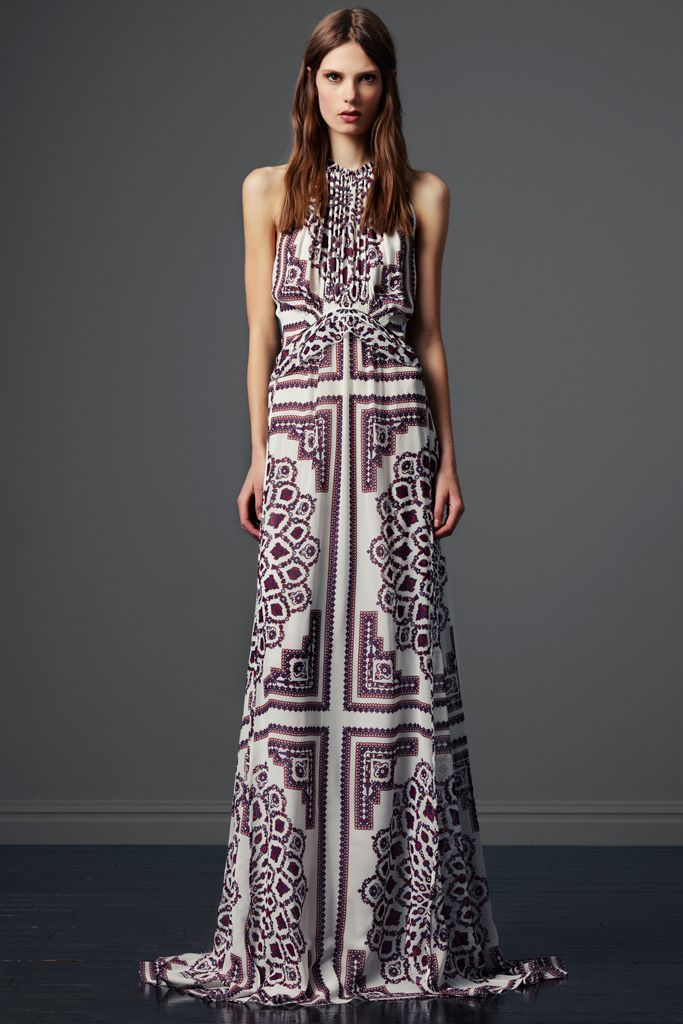 Derek Lam | Pre-Fall 2012 Collection | Style.com