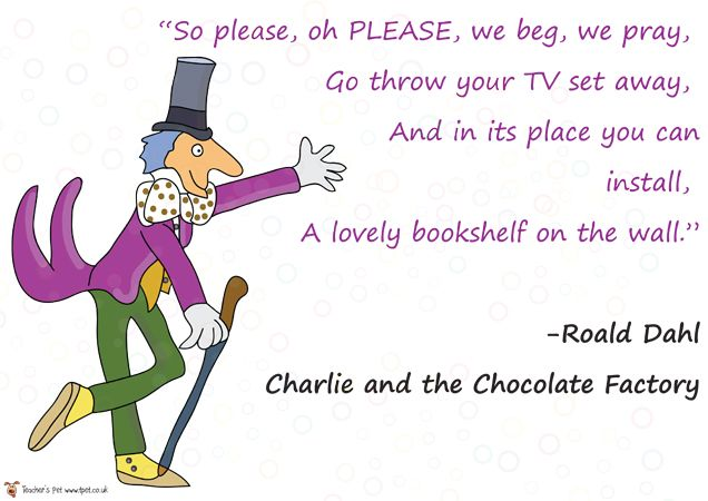 Charlie and the Chocolate Factory Word Mat FREE Classroom Display Resource