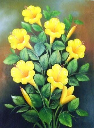 Pin Oleh Nana Nana Di Yang Saya Simpan Seni Bunga Gambar Bunga Bunga