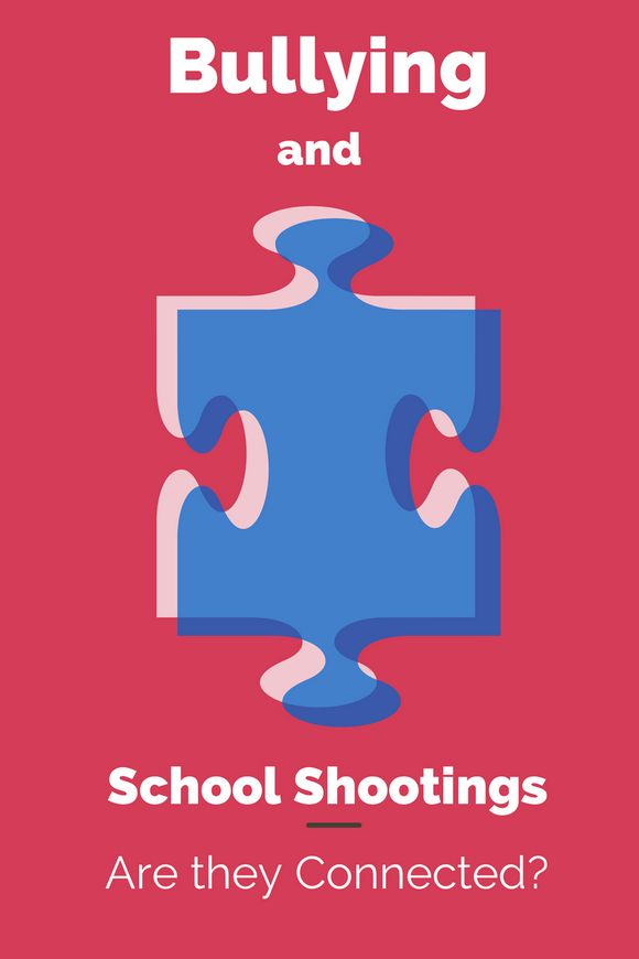 School Bullying Facts: School Shootings – Are They Linked?: Let's talk about school bullying facts and how they relate to school shootings. Every day, as my children get on the bus for school, I give them hugs and tell them to have a good day, be kind and stay safe. It seems slightly odd to me that my fears have grown from things like, Will they make a nice friend? to Will they come home alive?