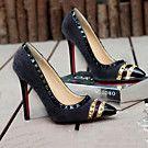 Vrouwen naaldhakken Puntschoen Pumps / hakken schoenen - EUR € 34.99