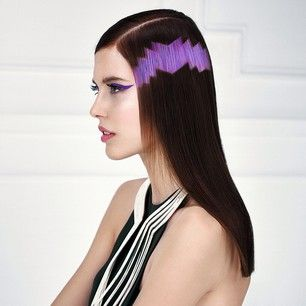 8 best pixel hair images on pinterest hair colors hair color and the latest hair trend is to make it look like computer pixels solutioingenieria Image collections