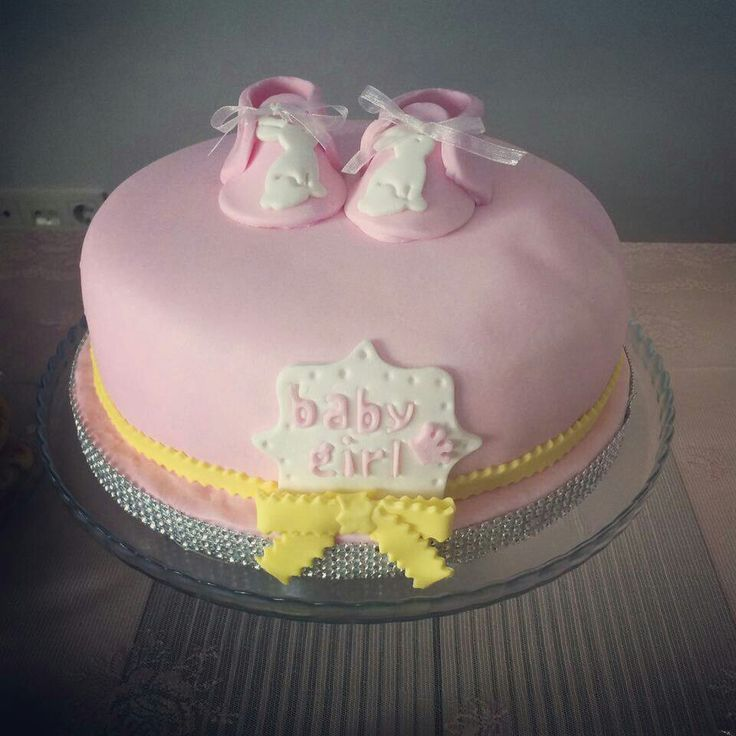 #babyshower #babygirl #cakedesign #sugarart