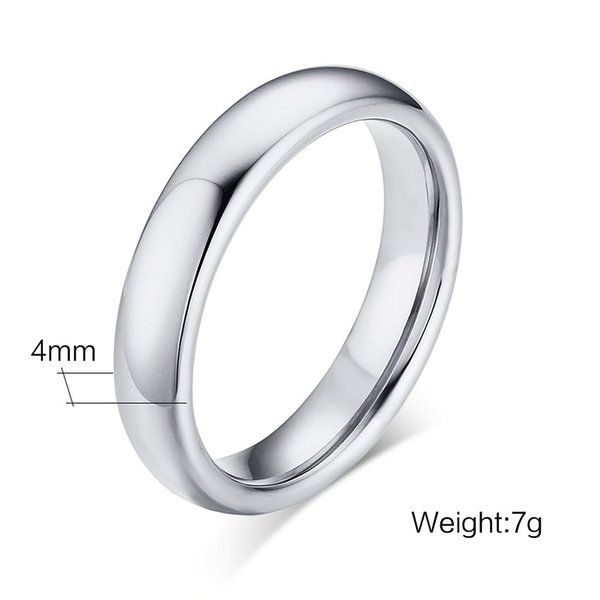 14 best Plain Band Rings images on Pinterest