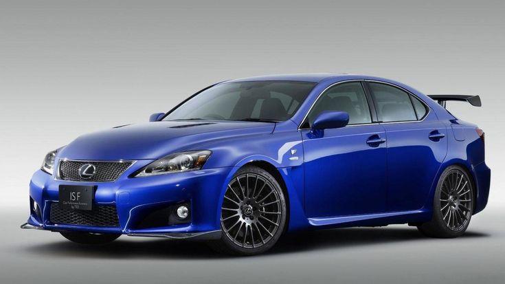 Sieben verschiedene Möglichkeiten Lexus zu tun ist F