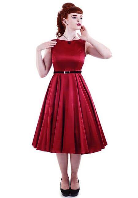 Kirakat - Alkalmi ruha   vintage, pin up stílusban