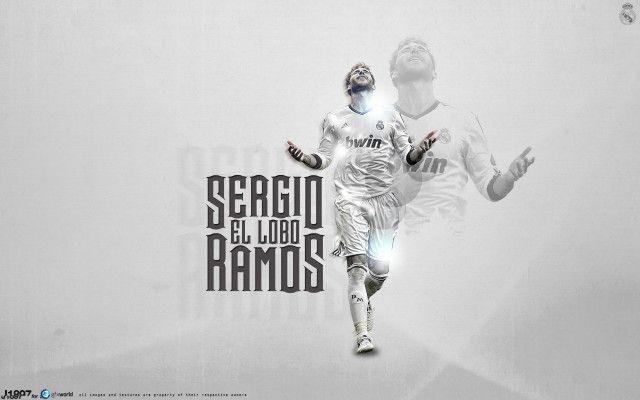 Sergio Ramos Real Madrid Wallpaper Background PC