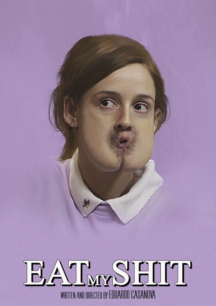 Eat My Shit, de Eduardo Casanova. Special Jury Recognition in SXSW FILM DESIGN AWARDS.