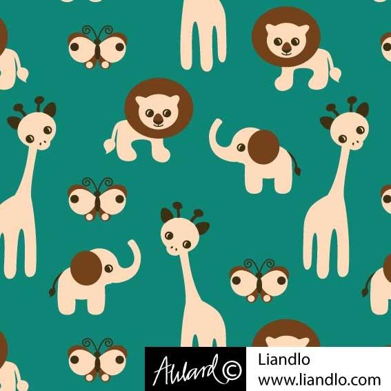 Zoo turkos - Liandlo webshop