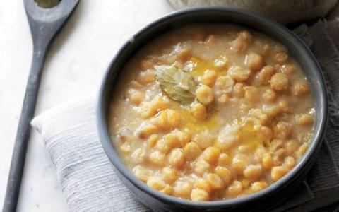 Ρεβίθια | Chickpeas  #Revithia #Ospria #Pulses #Chickpeas #Soup #GreekCuisine #GreekFood #CretanCuisine #CretanFood #CretanDiet #Food