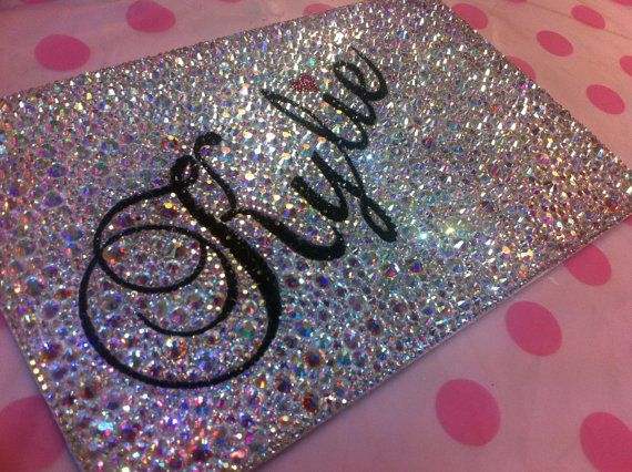 release date: e469b bbd04 Bling CRYSTAL AB crystal laptop cover fr Macbook AIR 13 handmade w ...