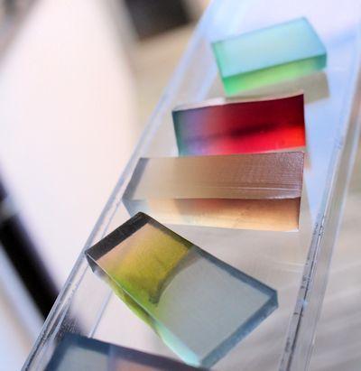 朝の透明石けんと夕方の透明石けん|新潟 手作り石鹸の作り方教室 アロマセラピーのやさしい時間