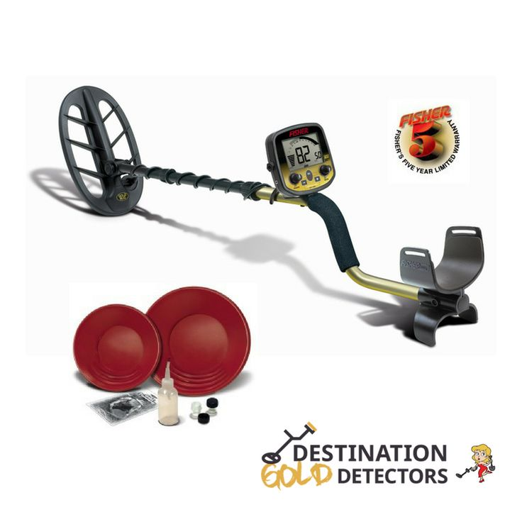 how to use gold detectors