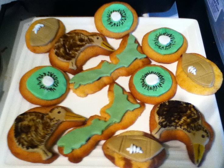 NZ cookies