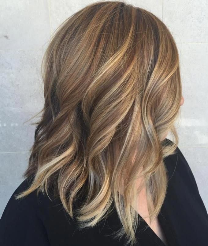 40 of the Best Bronde Hair Options in 2019 | Shoulder ...
