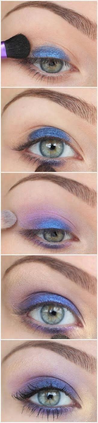 10 Most Beautiful and Awesome Eye Makeup Tutorials