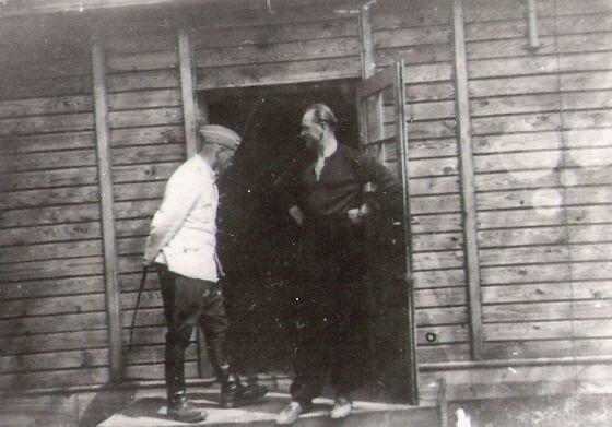 Stangl and Kurt Franz - Treblinka