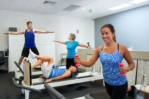 Group Pilates Classes Manly with MGS Physiotherapy