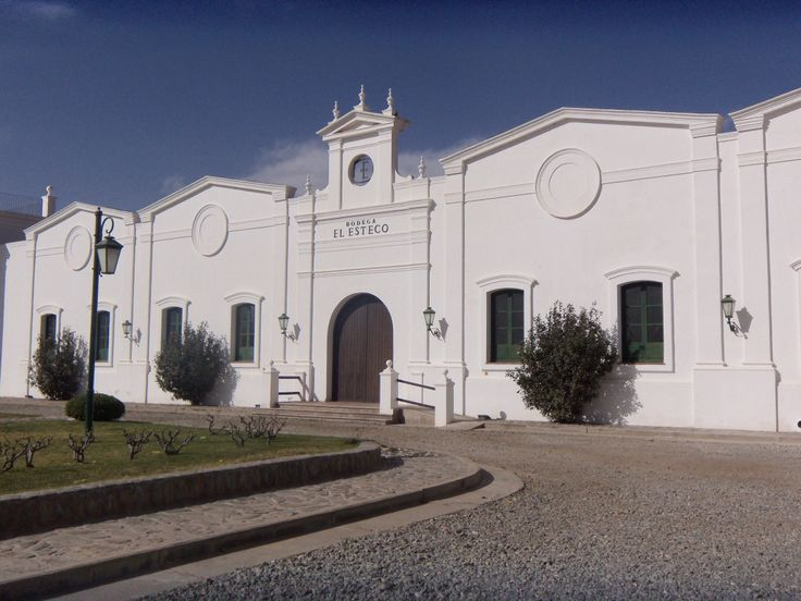 Salta, Cafayate, Bodega El Esteco