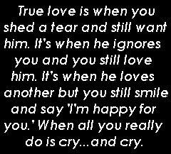 true-love??