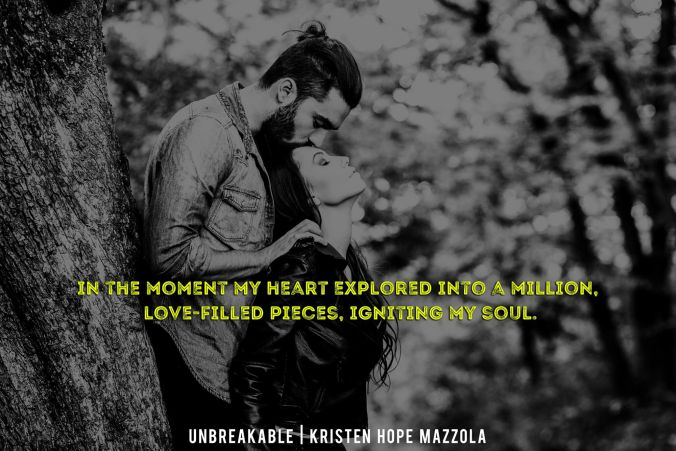 Unbreakable by Kristen Hope Mazzola releases on July 20th!!!Genre: MC Contemporary RomanceCAN BE READ STANDALONE  PREORDER NOW FOR ONLY 99c! Amazon US:http://amzn.to/2tBv9k9 Amazon UK: http://amzn.to/2siUShk  Check out the Teespring Campaign!http://bit.ly/2uacH1P  ADD TO YOUR TBR:http://bit.ly/2thSKnr  Synopsis:  The life I live is a dangerous one:  I am the wife of an outlaw.  The daughter of the Unacceptables President.  But its finally our time. Time to truly start our life. With our…