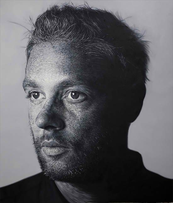 Best ArtworkHyperrealistic Images On Pinterest Caricatures - Artist uses pencils to create striking hyper realistic portraits