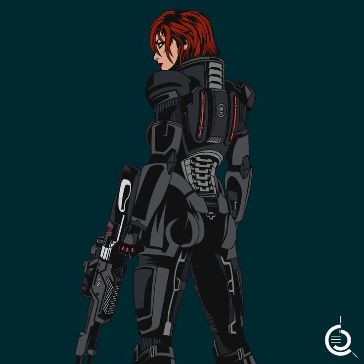 Shepard - Mass effect - Moff http://www.cosplayfrance.fr/character/shepard.html