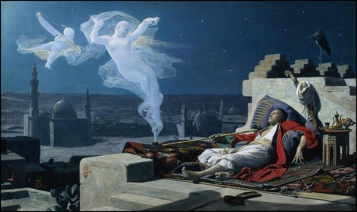 JeanLecomte duNouy Dream Of A Eunuch 1874
