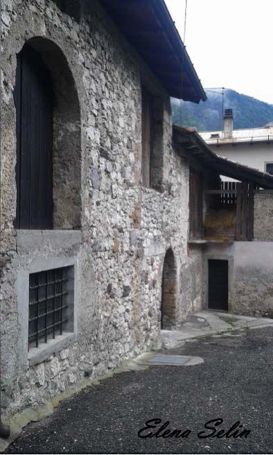 Illegio #borgo #antico #arte #cultura