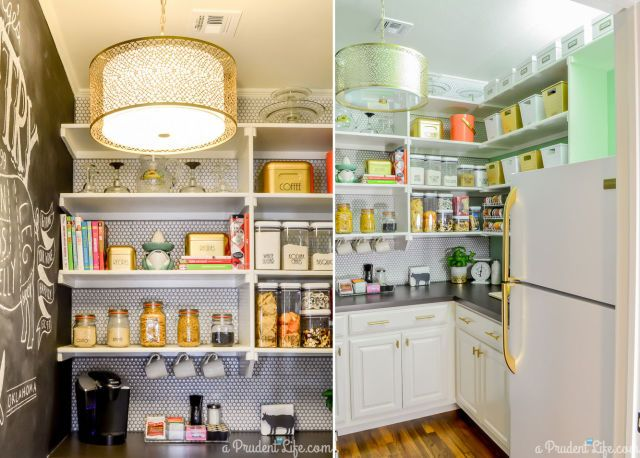 11 Ideas for Creating a Stylish (and Efficient) Pantry  - HouseBeautiful.com