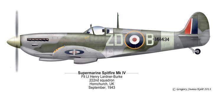Spitfire | Aircraft Profiles | Pinterest | A wing, Rolls ...