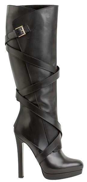 Alexander McQueen Boots!