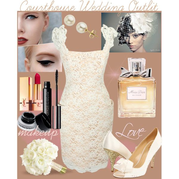 Courthouse Wedding Outfit Weddings Wedding And
