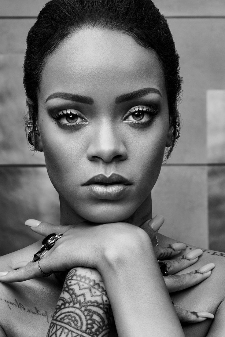Rihanna by Craig McDean for The New York Times Style, October 2015