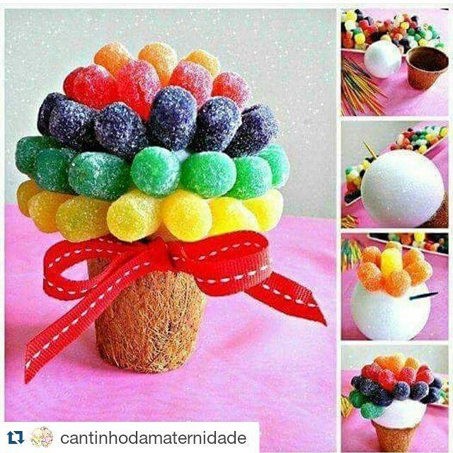 Jardim Encantado: mais de 20 ideias de doces – Inspire sua Festa ®