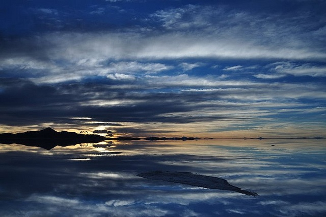 Photoshop? FUUUK DAT! (Salar de Uyuni, Bolivia 5400m)
