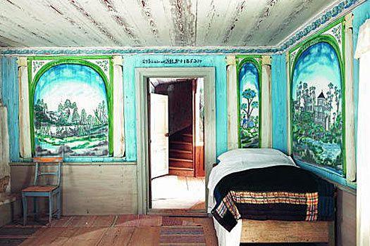 Decorated Farmhouses of Hälsingland Sweden UNESCO