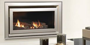 Escea fireplaces combine innovative contemporary design with quality of the highest magnitude and give you a wide choice. #Heating #GasHeating #Escea #HearthHouse