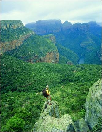 Blyde River Canyon near Graskop in Mpumalanga. BelAfrique - Your Personal Travel Planner - www.belafrique.co.za